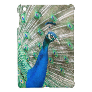 Indian Peacock Case For The iPad Mini
