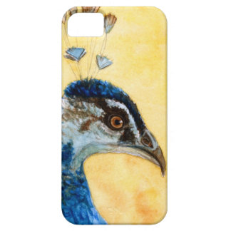 Indian Peafowl 721 design by Schukina iPhone 5 Cover