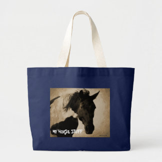 Indian Pony Tote