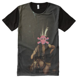 Indian Princess All-Over Print T-Shirt