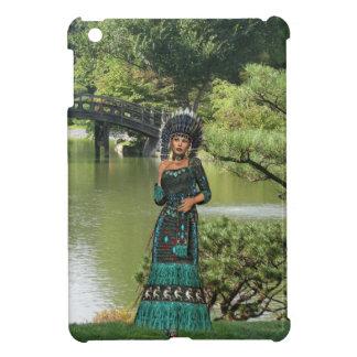 Indian Princess iPad Mini Cover