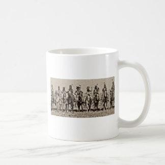 Indian Reception of President Chester A. Arthur Coffee Mug