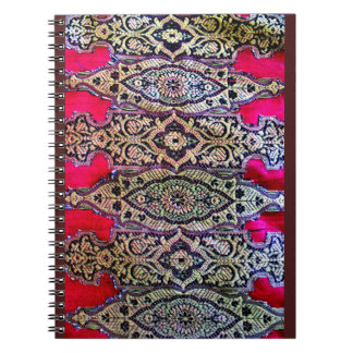 Indian Sari Design Notebooks
