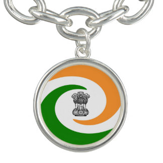 Indian spiral flag