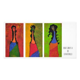 Indian Spirits III Custom Photo Card