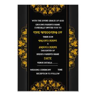 INDIAN STYLE WEDDING INVITE