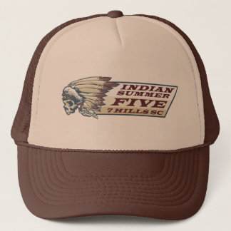 Indian Summer 5 - Trucker Cap