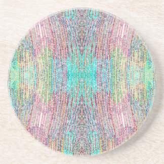 Indian Summer Drink Coasters