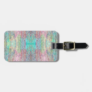 Indian Summer Luggage Tag