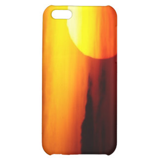 Indian Summer Sunset iPhone 5C Case