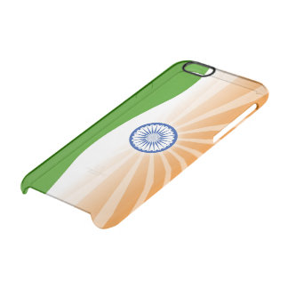 """Indian"" sun Clear iPhone 6/6S Case"