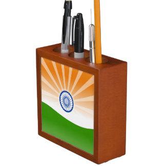 """""""Indian"""" sun Desk Organiser"""