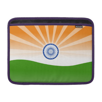 """Indian"" sun Sleeve For MacBook Air"