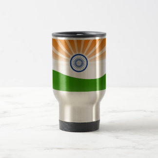 Indian sun travel mug