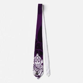 indian symbols tie