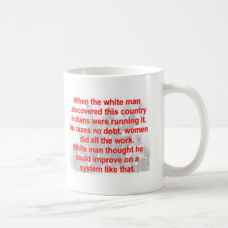 indian system coffee mugs