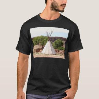 Indian teepee, pioneer village, Utah T-Shirt