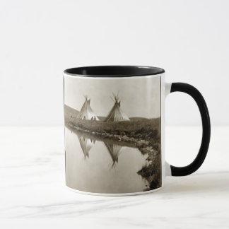 Indian Teepees Mug