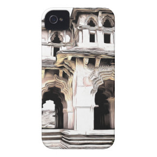 Indian Temple Case-Mate iPhone 4 Cases