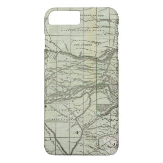 Indian Territory, Northern Texas and New Mexico iPhone 7 Plus Case
