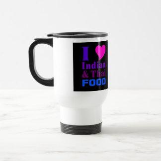 Indian & Thai Food mug 2