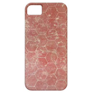 Indian Tile Phone Case, Red iPhone 5 Covers