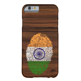 Indian touch fingerprint flag barely there iPhone 6 case