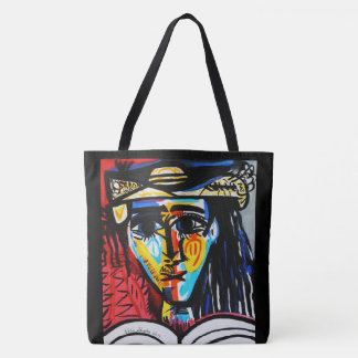 INDIAN TWO TOTE BAG