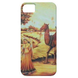 Indian village iPhone 5 cover