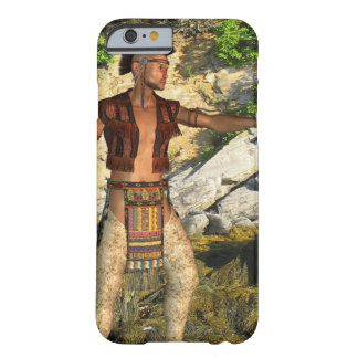 Indian Warrior Barely There iPhone 6 Case