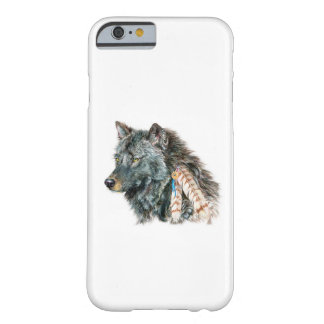 Indian Wolf Cell Phone Cover for iPhone 6 case Barely There iPhone 6 Case
