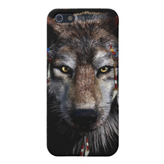 Indian wolf - gray wolf cover for iPhone 5/5S