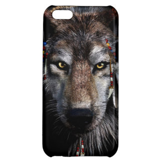 Indian wolf - gray wolf iPhone 5C cover