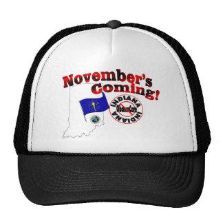 Indiana Anti ObamaCare – November's Coming! Cap
