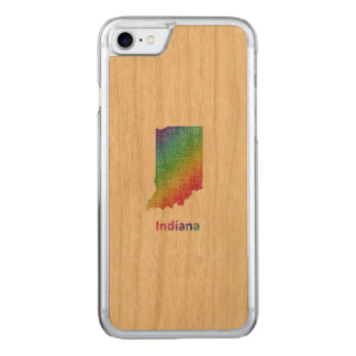Indiana Carved iPhone 8/7 Case