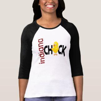 Indiana Chick 1 Tshirt