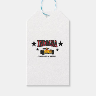 Indiana crossroad gift tags