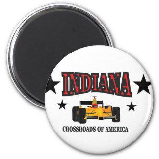Indiana crossroad magnet