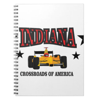 Indiana crossroad notebooks
