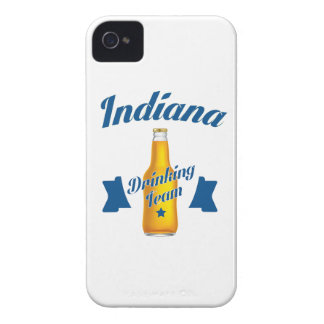 Indiana Drinking team iPhone 4 Cover