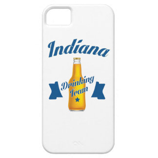 Indiana Drinking team iPhone 5 Cover