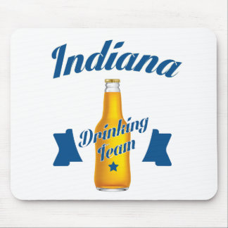 Indiana Drinking team Mouse Pad
