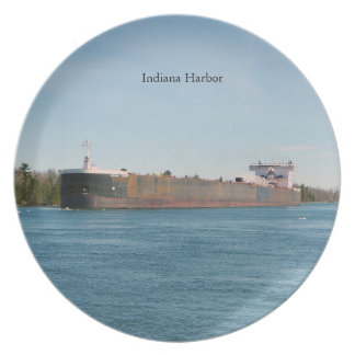 Indiana Harbor plate