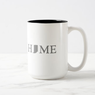 Indiana Home State Two-Tone Coffee Mug
