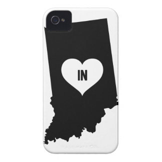 Indiana Love iPhone 4 Cover