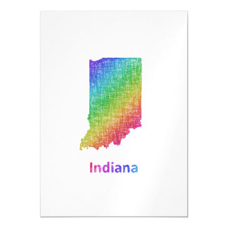 Indiana Magnetic Card