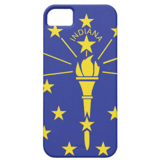 Indiana State Flag Case For The iPhone 5
