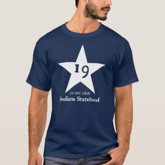 Indiana Statehood T-Shirt