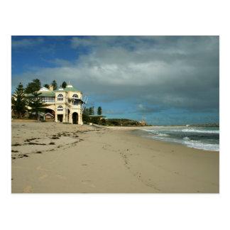 Indiana Tea House - Cottesloe Western Australia Postcard