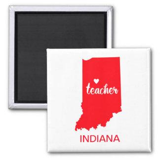 Indiana Teacher Magnet